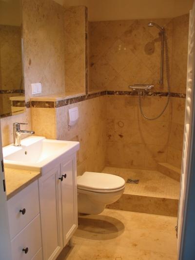 Nolte - Badezimmer naturstein ...